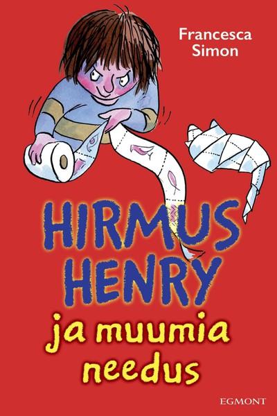 Hirmus Henry ja muumia needus