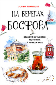 На берегах Босфора. Стамбул в рецептах, историях и криках чаек