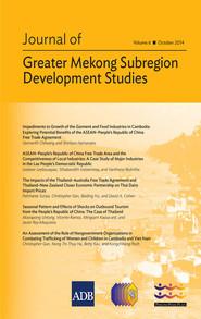 Journal of Greater Mekong Subregion Development Studies October 2014