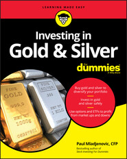 Investing in Gold & Silver For Dummies