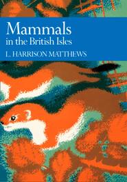 Mammals in the British Isles
