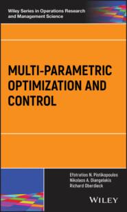 Multi-parametric Optimization and Control