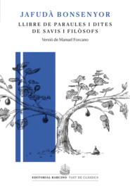 Llibre de paraules i dites de savis i filòsofs