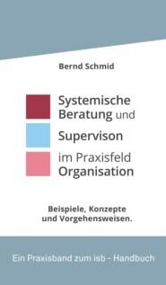 Systemische Beratung und Supervision im Praxisfeld Organisation
