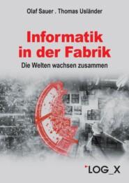Informatik in der Fabrik