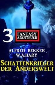 Schattenkrieger der Anderswelt: 3 Fantasy Abenteuer