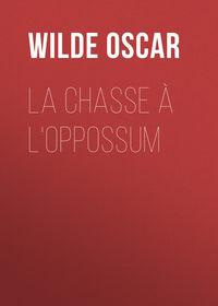 La chasse à l\'oppossum