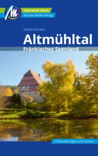 Altmühltal Reiseführer Michael Müller Verlag