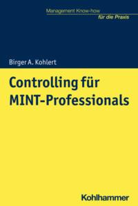 Controlling für MINT-Professionals