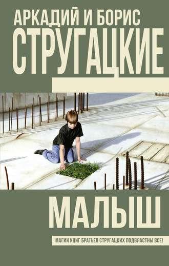 Малыш — аркадий стругацкий, борис стругацкий | читать книгу онлайн.