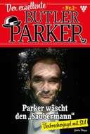 Der exzellente Butler Parker 2 – Kriminalroman