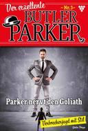 Der exzellente Butler Parker 3 – Kriminalroman