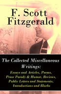 The Collected Miscellaneous Writings