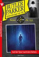 Butler Parker 133 – Kriminalroman