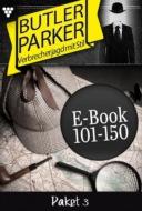 Butler Parker Paket 3 – Kriminalroman