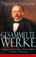 Gesammelte Werke: Romane + Erzählungen + Reiseberichte + Gedichte + Memoiren