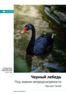 Краткое содержание книги: Черный лебедь. Под знаком непредсказуемости. Нассим Талеб