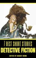 7 best short stories - Detective Fiction
