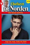 Chefarzt Dr. Norden 1179 – Arztroman