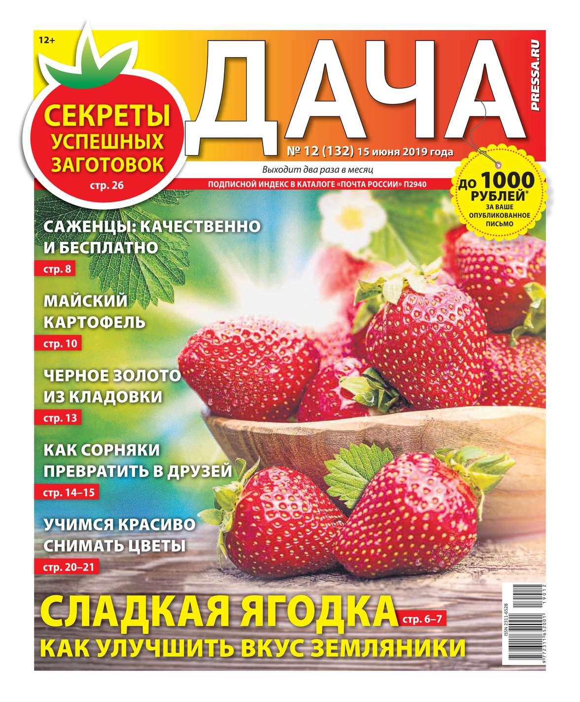 Дача Pressa.ru 12-2019