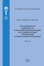 Младенческая смертность в Российской Федерации в условиях новых требований к регистрации рождения