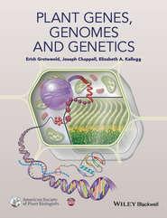 Plant Genes, Genomes and Genetics