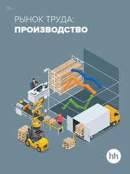 Рынок труда: производство