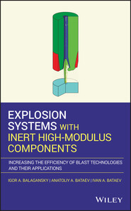 Explosion Systems with Inert High-Modulus Components