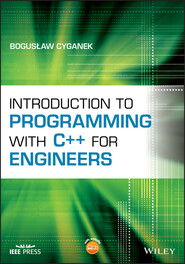 Introduction to Programming with C++ for Engineers