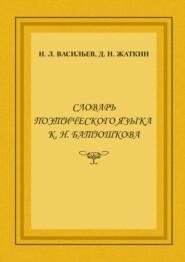 Словарь поэтического языка К. Н. Батюшкова