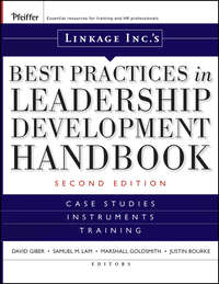 Linkage Inc\'s Best Practices in Leadership Development Handbook