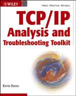 TCP\/IP Analysis and Troubleshooting Toolkit