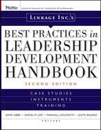 Linkage Inc\'s Best Practices in Leadership Development Handbook