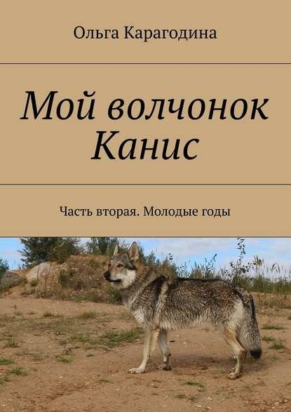 Ольга Карагодина - Мой волчонок Канис. Часть вторая. Молодые годы.